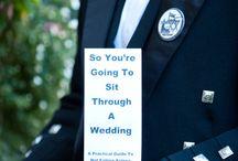 Wedding Church Program