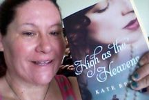 KATE'S KREW - High As The Heavens / Kate's Street Team for her novel, High As The Heavens