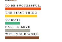 My Idea of Success