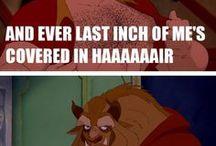 Disney humour