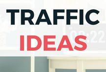 Blog Traffic Tips / These blog traffic tips will help you learn how to get more traffic to your blog and online business, including Pinterest marketing tips, how to grow on Instagram, YouTube, and Facebook and much more.