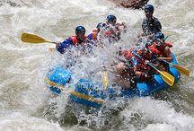 Rafting:)