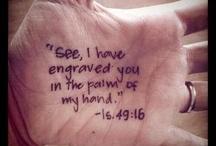 In God's Presence...