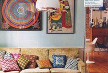 Bohemian & Indian style