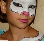 Carnival make up styles