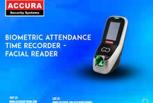 BIOMETRIC ATTENDANCE TIME RECORDER