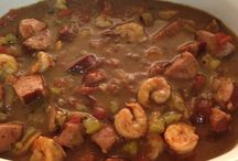 Gumbo / by Connie Burgdorf