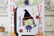 CARTES ET TAGS D'HALLOWEEN