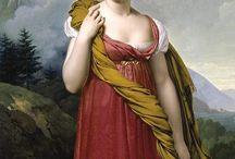 Портрет  Женщина