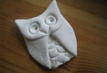 Salt dough/ clay