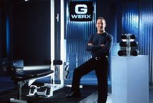 G-Werx History / Visual Account of the Evolution of G-Werx. G-Werx is a registered trademark of Millennium Fitness LTD