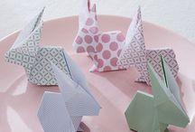 Deco (origami & co)