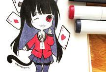 Cute Anime Draws