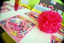 My little pony party theme