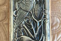 Pewter - Metal art