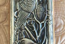Pewter - Metal art