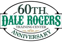 "60th Anniversary Celebration / ""Save the date"" to join Dale Rogers Training Center in celebrating 60 years of blazing trails and promoting abilities. DRTC is honored to help carry on the legacy of the Rogers family with a celebration in October."