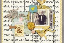 2014 Digi Layouts / by Monica Andrews