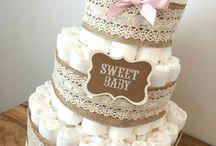 pieluszki tort