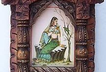 rajasthani decor