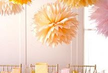 Party deco & ideas