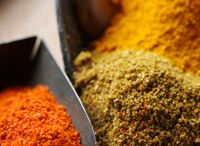Antioxidants / Herbs and spices are the very best way to add flavor and dimension to a dish without adding fat, salt or calories. In fact, some herbs and spices already include a little something extra, like antioxidants.