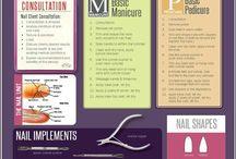 nail columns