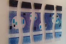 glass wall / realizácie plošných elementov nielen zo skla