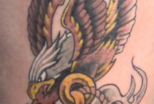 Hot tattoos & biker jewelry / Hot shit! / by Darby Briar
