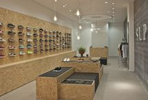 Shops/retail - interior / by Evy Dooms