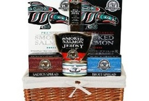 Gourmet Seafood Gifts / by Lavonna Mockus