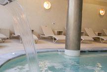 Spa centre Monastero Italy / http://www.hotelmonastero.com/wellness/center-spa-treatment-relax.html