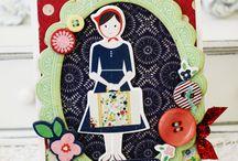 Card goodness / by Jasmine Luttrell