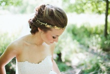 Headpieces and Veils / by Weddings of Tulsa