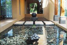 "Pond Design ""Cinere House"""