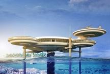 Dream Travels / Pins of Dubai