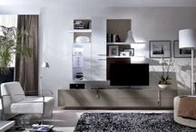 Salones modernos XL / Fotografías de la colección de muebles para salón moderno XL de Rimobel http://rimobel.es/index.php/es/