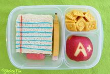 Lunches / by Tiffany Wilkus