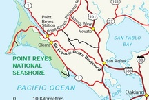 Maps / by Point Reyes National Seashore Association (PRNSA)