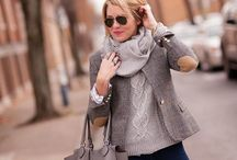 Winter/Fall fashion ideas