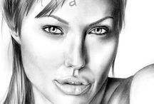 Sketch Facebook Covers / Get Sketches of you Favorite Actors, Celebrities, Tv Stars and many more.. Just Explore it.