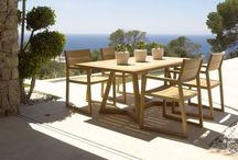 Gloster - Outdoor Furniture  / Gloster offers a great variety of dining, lounge and poolside furniture. View the full range here http://www.coshliving.com.au/outdoor-brands/gloster/