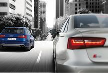 Audi S6 Sedan / More intelligent power. An Athletic character and appropriately low fuel consumption: The Audi S6 Sedan. Source: Audi AG