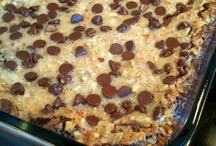 Recipes: Bars and Brownies / by Kerry Gill