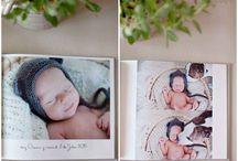 Libros de fotos de bebes