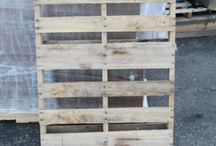PALLET PROJECTS / This Board Is Dedicated To All Of Our Pallet Projects!  Everything from how to quickly disassemble pallets, where to find them, and best of all -  all of our building projects with step by step instructions!