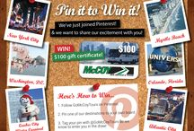 CONTESTS / by McCoy Tours