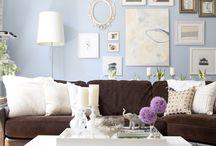 Blue Paint Colors / by Elizabeth Hubbell