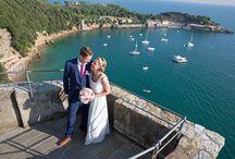 Wedding on tuscan seaside, photos: Duccio Argentini / wedding photos taken on wedding location near the sea!