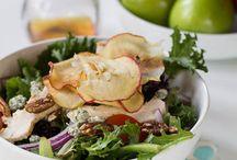 food {salads & dressings} / by deborah